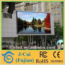 P10 Outdoor Full Color Led Ads Display