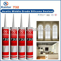 high density silicone sealant,fast dry silicone sealant,acid solidified silicone sealant