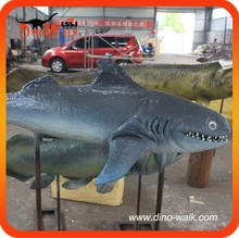 1.5 meters long Imitation animal life size realistic robot cartoon fish