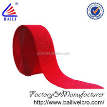 2015 Nylon velcro cable tie roll/soft velcro strap/medical velcro straps