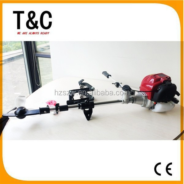 Best price long shaft light weight ce 4 stroke 1 5 hp for Lightweight outboard motors for sale