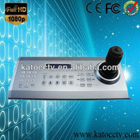 3D PTZ Controller speed dome video conference camera mini ptz Conference Camera controller for office equipment