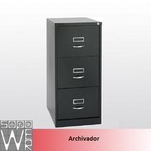 archivador vertical metalico de 3 gavetas