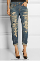 Brand trendy Jeans Vintage brand Jeans for women