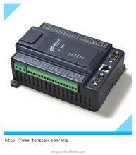 Professional wide temperature TENGCON T-950 PLC with low cost PLC controller