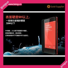 New Full Screen Design Full mirror Screen Tempered Glass Protector for Redmi Note