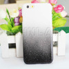 Ultra Thin for iPhone 6 Hard Case New Gradient Color Raindrop Water Drop Design Crystal Cover