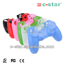 2015 Shenzhen Factory For Sony Playstation 4 Silicone Cover For PS4 Controller