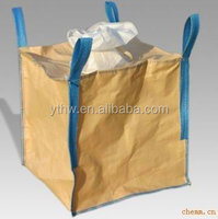1ton pp sand bag/tubular jumbo bag