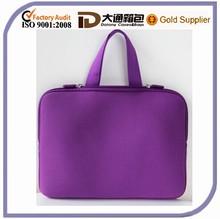 Neoprene tote laptop bag sleeve case