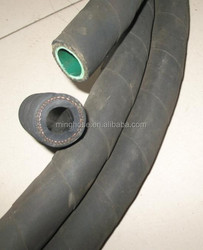 Cement and mineral sands discharge hose