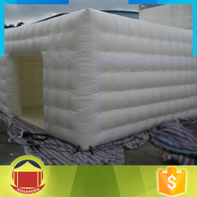 High demand export products best sale wonderful cube inflatable tent