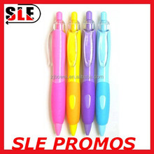 18cm big size promotion pen in yellow color