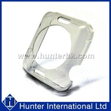 New Arrival 100% Perfect Fit Clear PC Case for iWatch