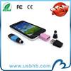new products plastic three using vpan/ smart phone USB flash disk