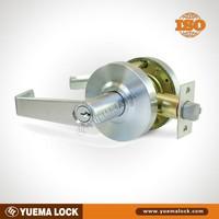 Commercial Door Lock, Entry / Keyed Function, ANSI Grade 2, ADA compliant
