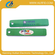 hot top grade magnetic stripe rfid card