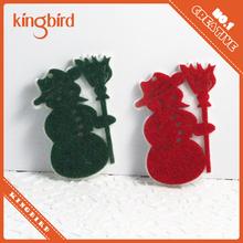 Kids polyester Felt Christmas Ornament Kits diy craft