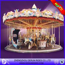 animal song carousel kiddie rides