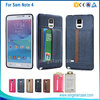 Luxury Leather Case For Samsung Galaxy Note 4, For Samsung Galaxy Note 4 Case, For Samsung Galaxy Note 4