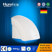 2015 New Design Hand Dryer Wall-mounted Automatic Hand Dryer ABS Jet Hand Dryer HY-1008A