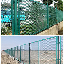 Expanded Metal Lath Fence with stainless steel or carbonsteel /PVC coated expanded metal fence/protecting expande metal fence