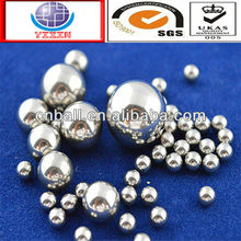 With EU SGS/Rohs compliant 1 inch stainless steel ball for bearing