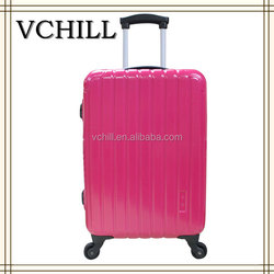 PC ABS Material lightweight traveler Rolling luggage