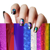 Wholesale Newest Nail Arts design, nails supplies, nail stickers