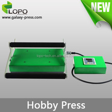 Hobby DIY Heat even printing machine from Lopo