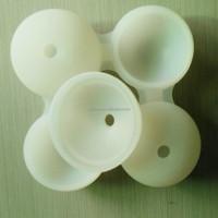 4 holes king size icecream maker silicone ball shaped ice cube tray