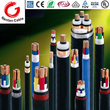 China manufacturer supplying various national standard armoured cable