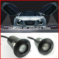 12v led car door welcome light led car door logo laser projector light