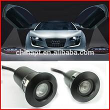 12v led car door welcome light led car door logo laser projector light