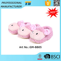 Soft Knitting Lining Prewalker Happy Wholesale Baby Shoes