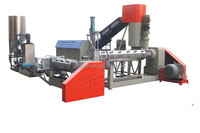 Single screw plastic pp/pe film extruder machine for sale