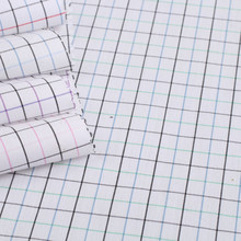 2015 fashion 100 cotton check canvas