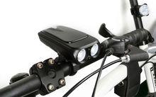 Sanguan bike lamp rechargeable outdoor CREE XPG R5 Bicycle Light