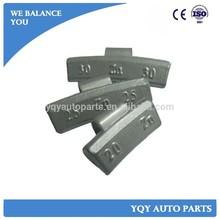 Zinc Alloy Wheel Balancing Weights For Cars