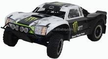 Juguetes de Radio control, 4WD rc juguete camiones monstruo venta con chasis de aluminio
