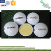 rubber surlyn resin with water traps floating golf ball wholesale