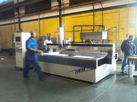 BTECH water jet cutting machine-model WC5WA1325H
