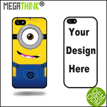 Customize your logo/Degisn on TPU/ PC/ Shockproof Defender Case Cover for iPhone 4 5 6 and 6plus