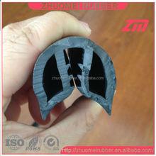PVC Gunnel Edging, Gunwale Rubber Black