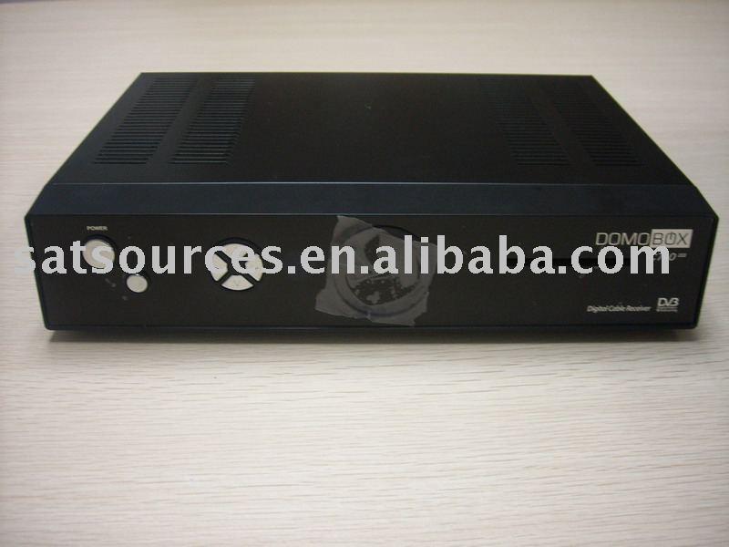Domobox C710 USB receptor de cabo Digital