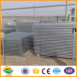 professional Canada standard temporary construction fence/Mobile Fence Panels For Events