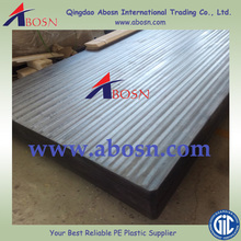 Anti-static UHMWPE sheet/PE500 fire retardant board/PP plastic sheet