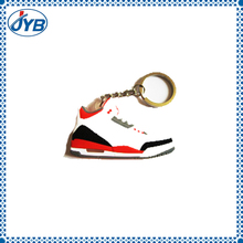 mini running jordan shoe keychain