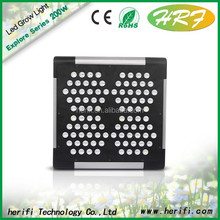 2015 New products explore series herifi in LED panel grow light for indoor garden 300w -600w