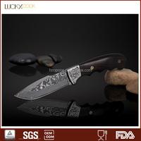 Jaguar knife Damascus steel hunting knives